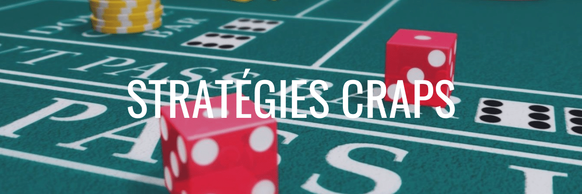 strategies craps